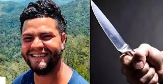 Amaury Antonio Cabrera Tavárez, la víctima
