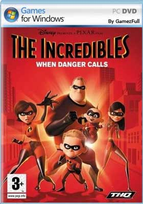 The Incredibles PC [Full] [Español] [MEGA]