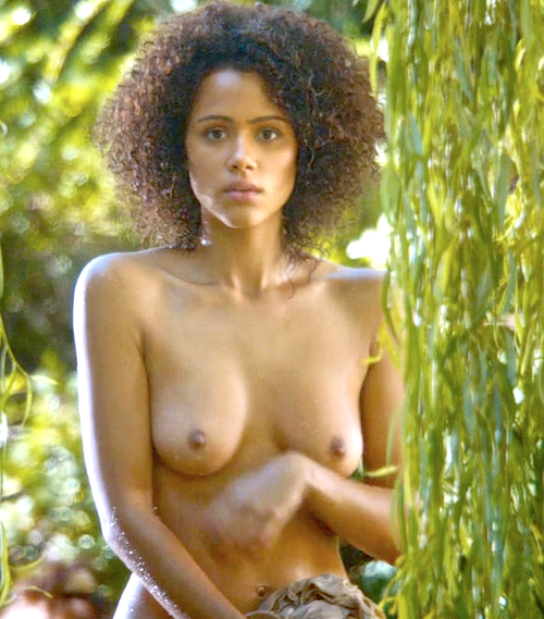 Flirty Not Dirty Game Of Thrones Nathalie Emmanuel Naked -4111
