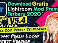 Lightroom Mod Apk Terbaru 2020