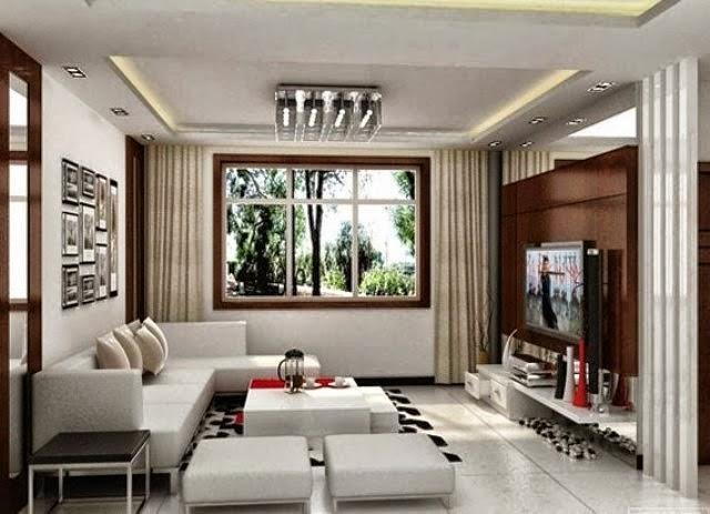 Contoh Desain Gaya Ruang Keluarga Rumah Minimalis Inspirasi Desain