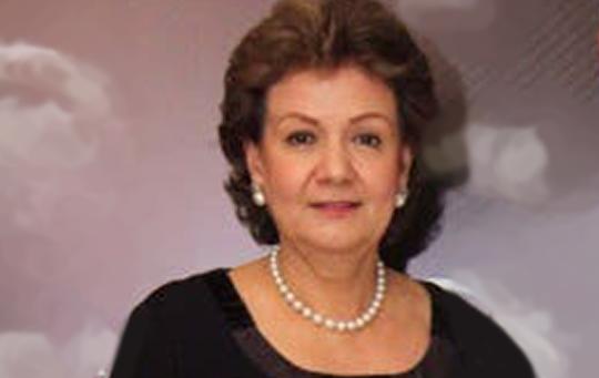 Falleció la Sra. María de Lourdes Martínez Domínguez de Gómory