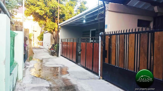 Rumah Cantik di Tengah Kota Jogja