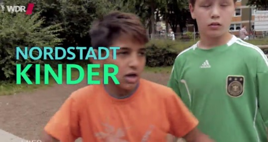 "Nordstadtkinder-Lutwi -  Film about young refugee from Kosovo wins ""Grimme"""