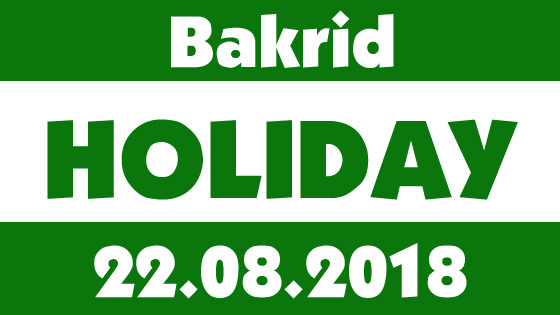 bakrid-holiday-cg-office