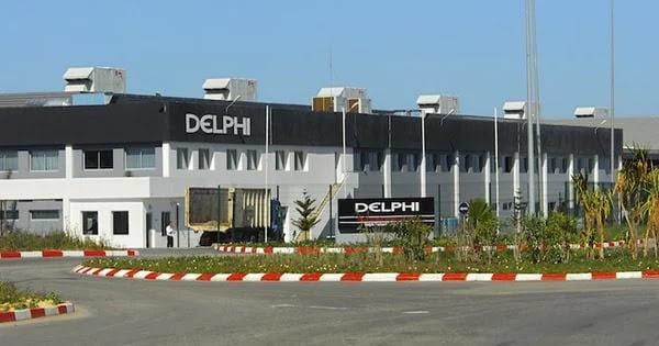مصنع ديلفي Delphi APTIV يعلن عن توظيف 200 عامل كابلاج ذكور وإناث