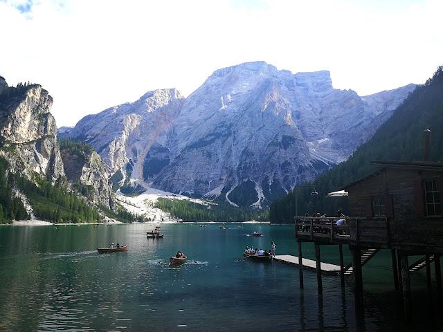 lago braies trentino alta pusteria