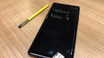 Note 9 xách tay và những thắc mắc cần biết - 266572
