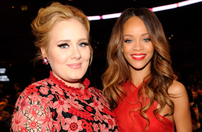 Adele Writes Essay Praising Rihanna For Time100 List