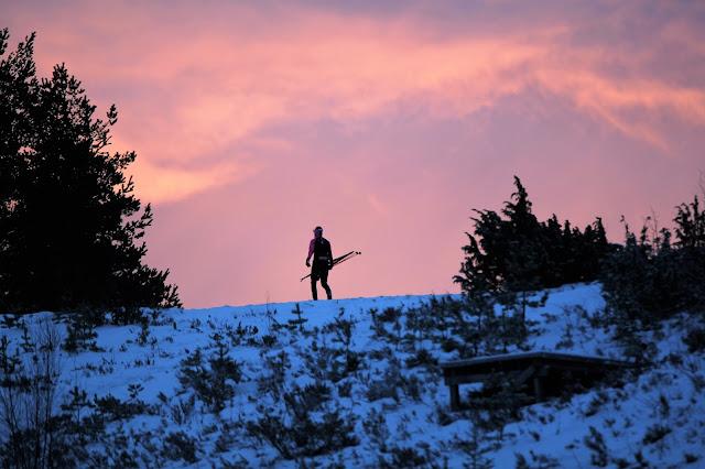 Jämi Pohjois-Satakunta hiihtomatka
