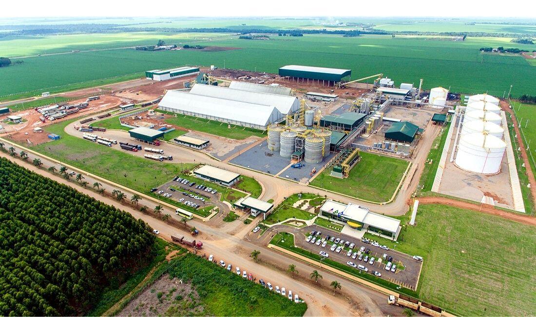 Usina de etanol de milho de MT será a 1ª com pegada de carbono negativa