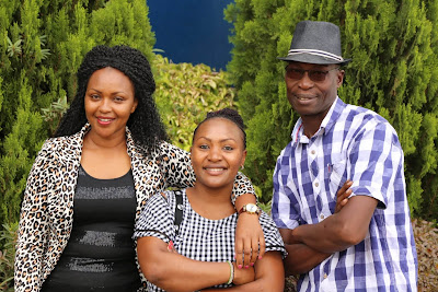 Staarabika na Mtoto wa Mama Ann Njogu, Babu Wakasiaka na Gathoni from 10am to 12pm- Radio Maisha