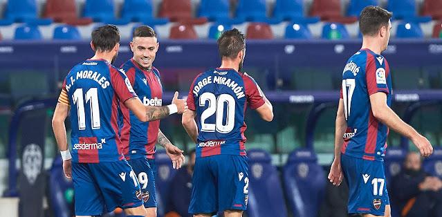 Levante vs Valencia – Highlights