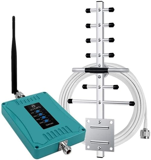 A ANNTLENT 5-Band Cell Phone Signal Booster Repeater