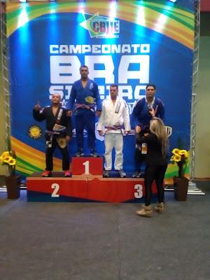 """Registrenses Alliance Jiu Jitsu conquistam medalhas no Brasileiro de Jiu Jitsu Esportivo"""