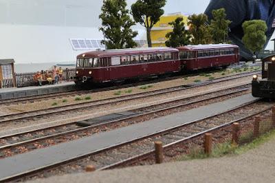 Burgess Hill model railway exhibition