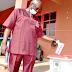 Edo Decides 2020: Ize-Iyamu speaks on electoral process, Confident Of Victory
