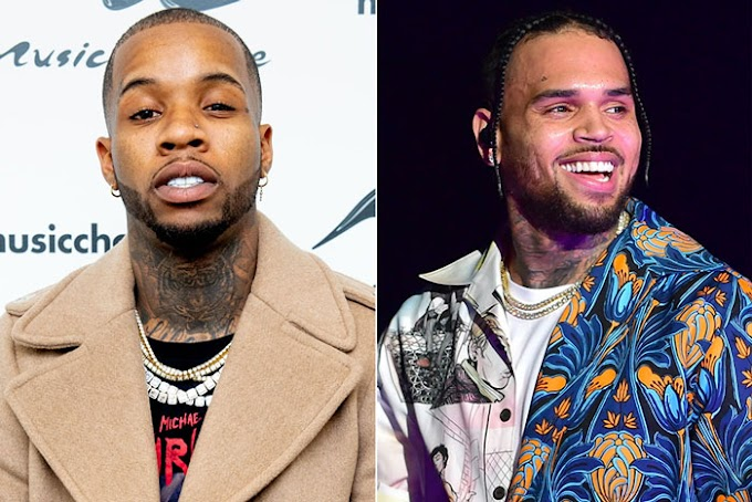 Chris Brown and Tory Lanez Readies Joint project