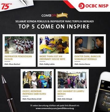 pemenang lomba blog ocbc nisp
