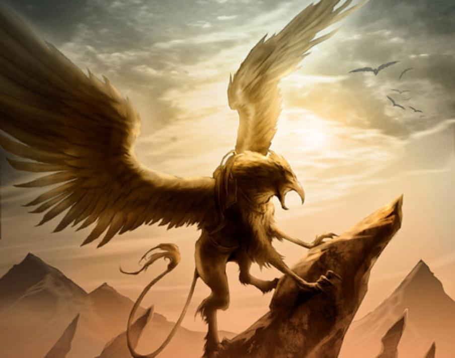 Hyperborea, Griffins