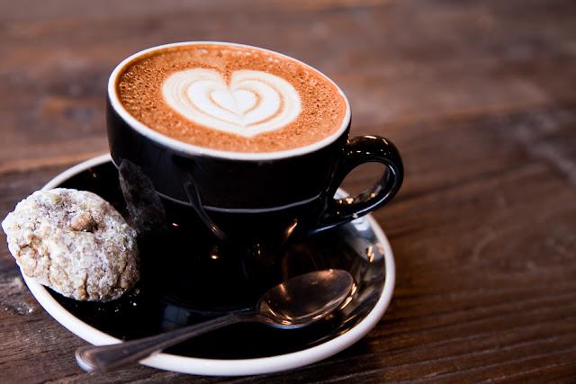 Café em Nova York