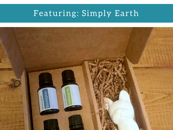 DIY Self Care Products Featuring Simply Earth!