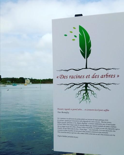 exposition Pont-l'Abbé poèmes