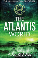 The Atlantis World by A. G. Riddle - book cover