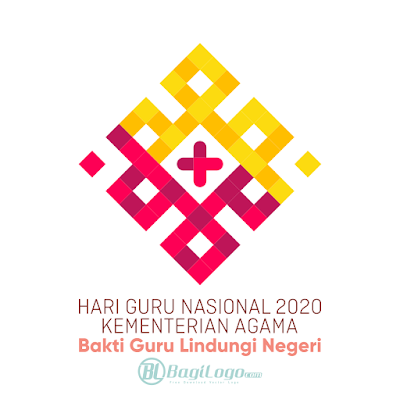 Hari Guru Nasional 2020 (Kemenag) Logo Vector