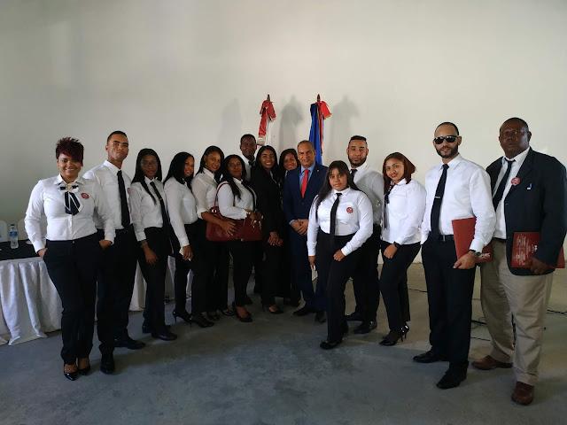 UFHEC culmina con éxitos primer congreso sobre Proceso Penal dedicado a estudiantes de Derecho