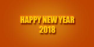 Kumpulan Animasi Dp BBM Ucapan Selamat Tahun Baru 2018 Terbaru