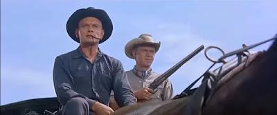 Los siete magníficos - The magnificent seven - Western - Cine del Oeste - el fancine - ÁlvaroGP - el troblogdita