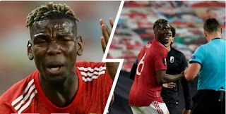 All the Granada players were trying to get me out: Paul Pogba