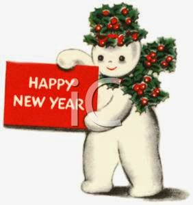 Happy New Year 2019 Cartoon Images for Google Plus