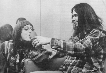 Neil Young, Carrie Snodgress