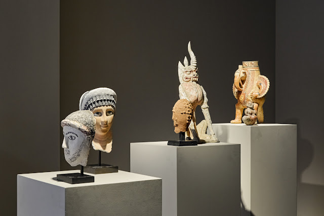 """""""Unglazed"""" Exhibition at the Barakat Gallery in London"""