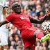 Mane strike for Liverpool vs Burnley nominated for August award