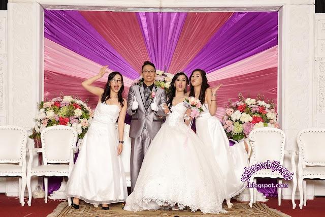 Jessie and Sisco Wedding Preparations
