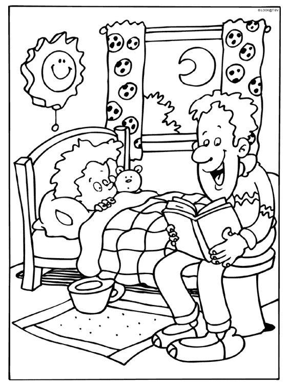 2 15 Atividades Dia dos pais para colorir