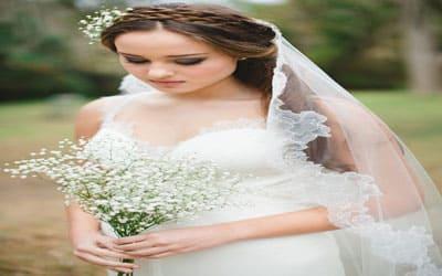 Coiffures De Mariees Les Modeles De Coiffure Pour Mariage 2019