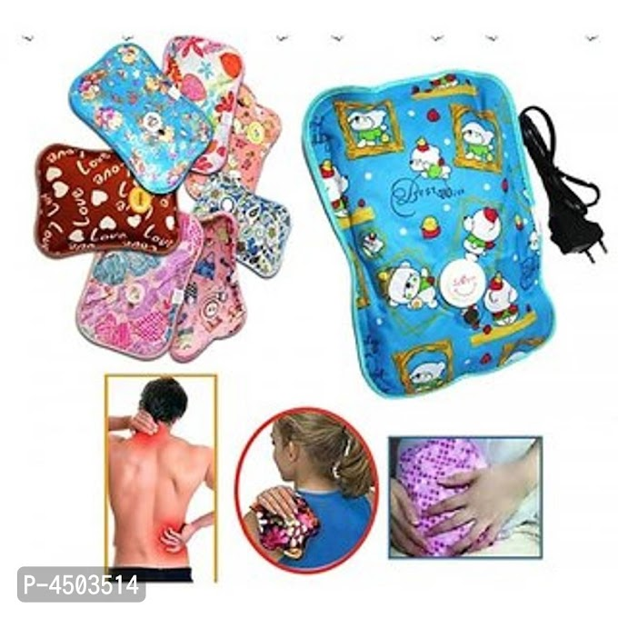 Electro Thermal Hot Water Gel Pillow Heating Pad For Body Pain Muscle Online | Electro Water Pillow Heating Pad For Body Pain Online | Healthcare Essential Online | Online Shopping In India |