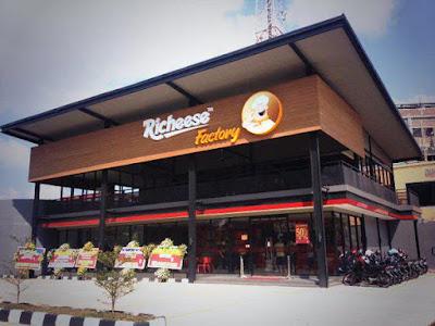 Richeese Factory Semarang