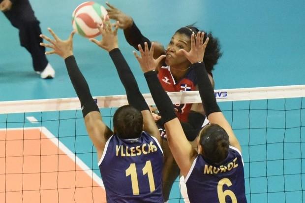 RD derrota a Perú avanza invicta a las semifinales en Copa Panamericana de Voleibol