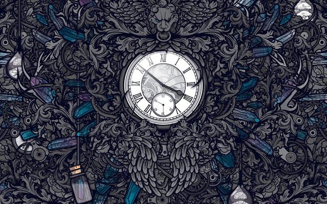 León y Reloj