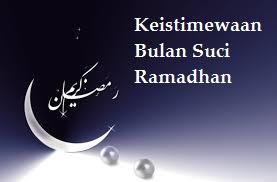 13 Keistimewaan Bulan Suci Ramadhan yang Wajib Kamu Tahu