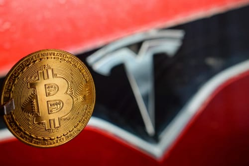 Tesla has benefited from an investment of nearly $ 1 billion in Bitcoin