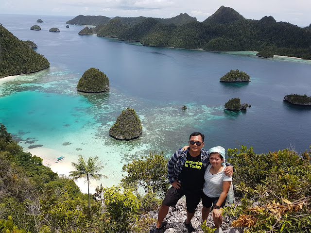 Wayag, Raja Ampat - When someday is today Ⓒjelajahsuwanto