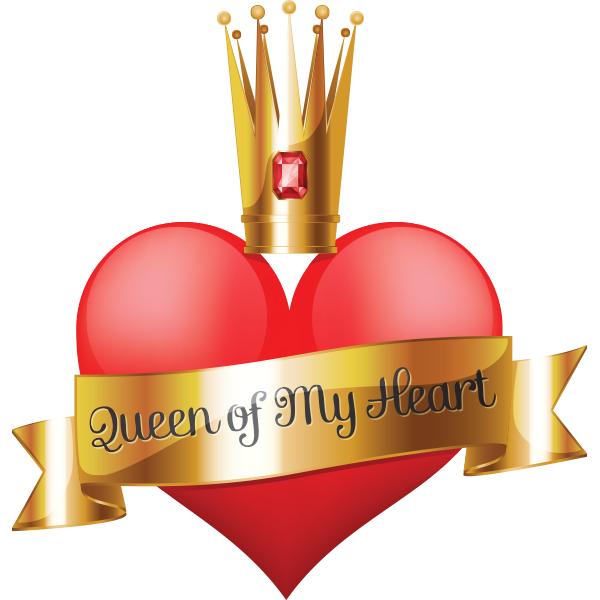 Queen Of My Heart  Symbols & Emoticons