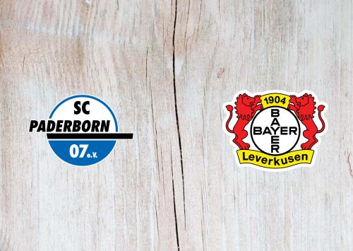 Paderborn vs Bayer Leverkusen -Highlights 19 January 2020