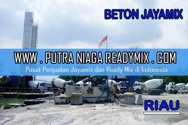 Harga Beton Jayamix Riau